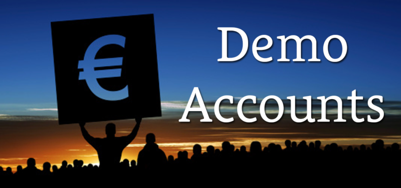 forti account demo aperti