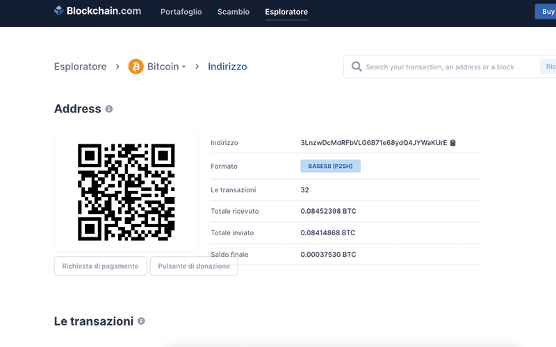 CoinTracking · Bitcoin Address and Wallet Import