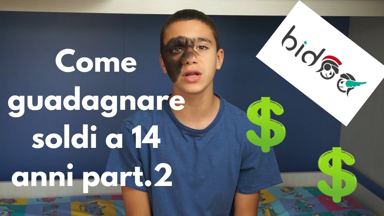 come fare soldi a 14 anni un account demo