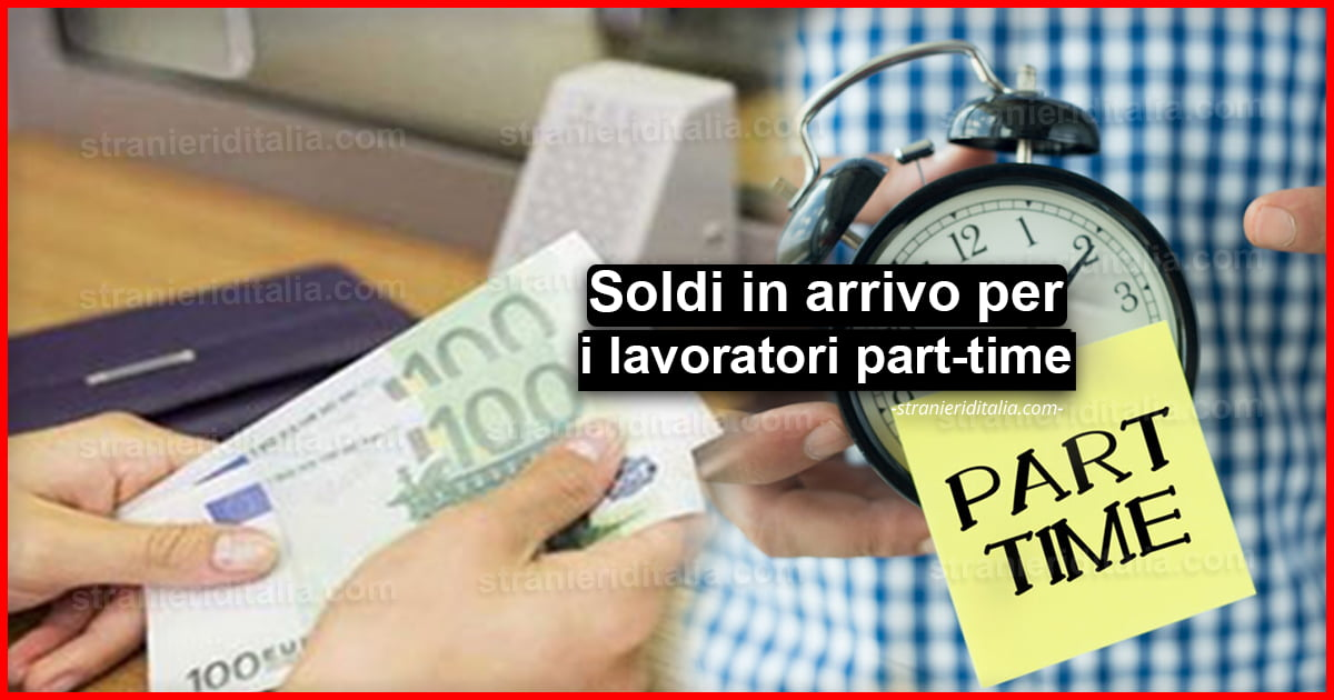 fare soldi lavoro part-time)