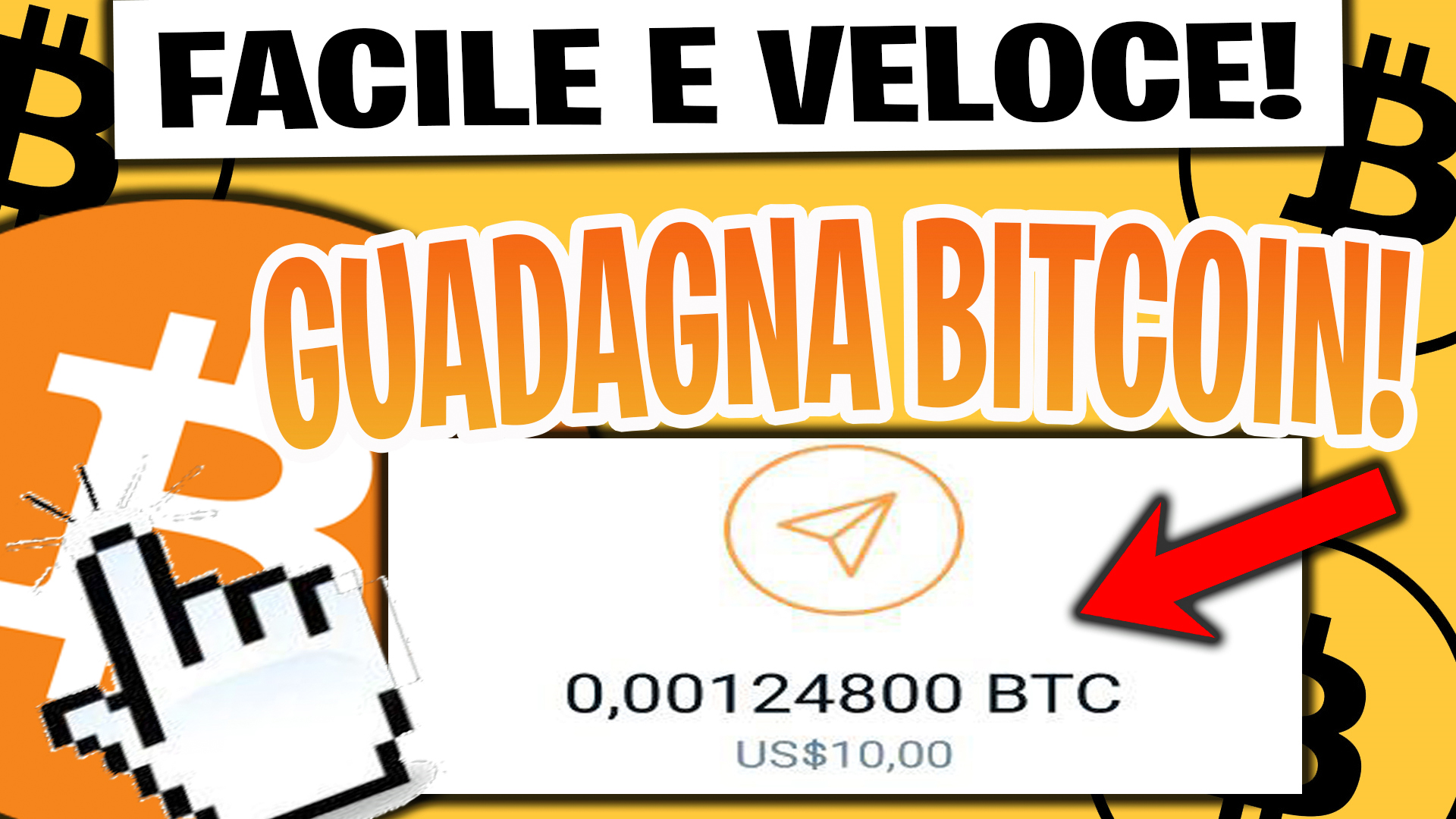 bitcoin gratis come fare soldi