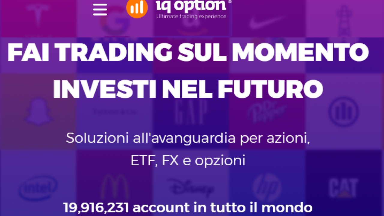 IQ OPTION: trading CFD - demo e opinioni - Recensione completa - residencevallelonga.it