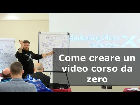 video corsi su come fare soldi