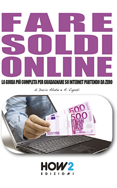 fare soldi su Internet in borsa)