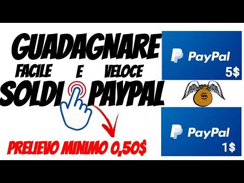 Guadagnare online con PayPal - residencevallelonga.it