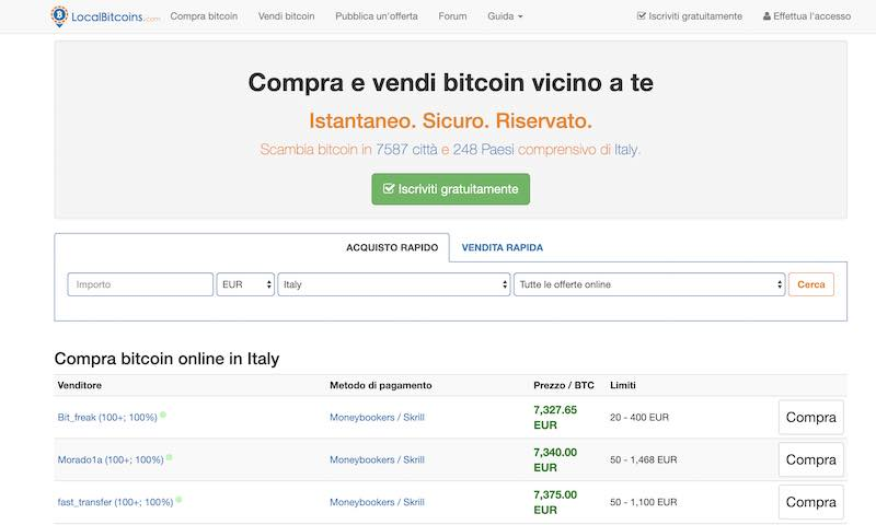Come acquistare Bitcoin anonimamente e senza ID - Bitcoin on air