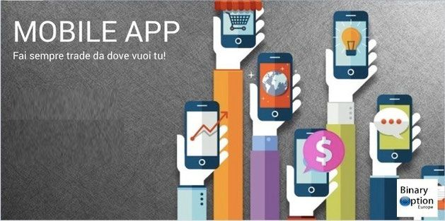 opzioni binarie app Android e iPhone - opzione binaria europea | App, Iphone, Smartphone