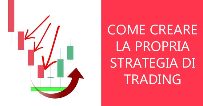 trading come creare strategie