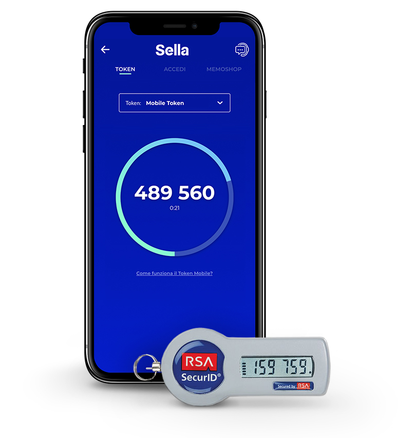 Mobile Token: Usalo con l'App Banca UniCredit