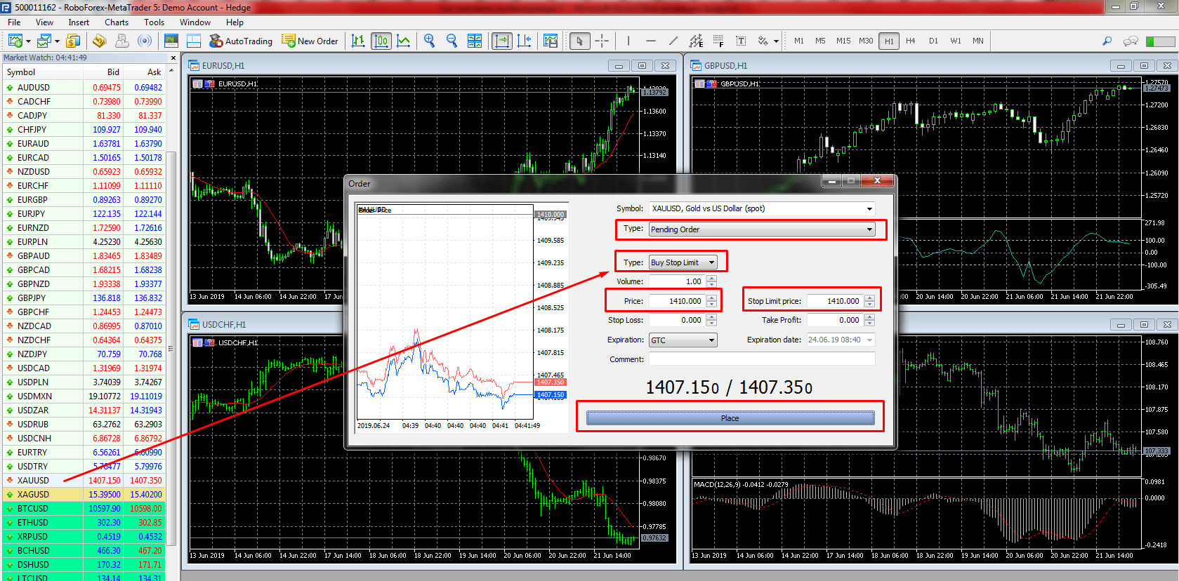 MetaTrader 5: Manuale completo in italiano
