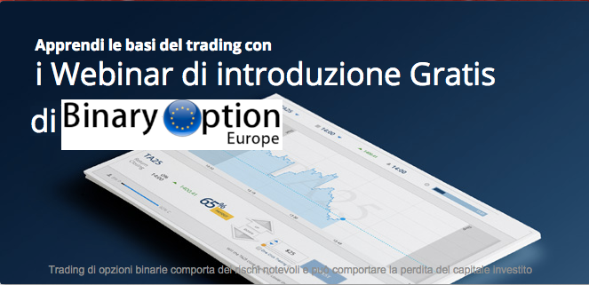 video di trading di opzioni binarie