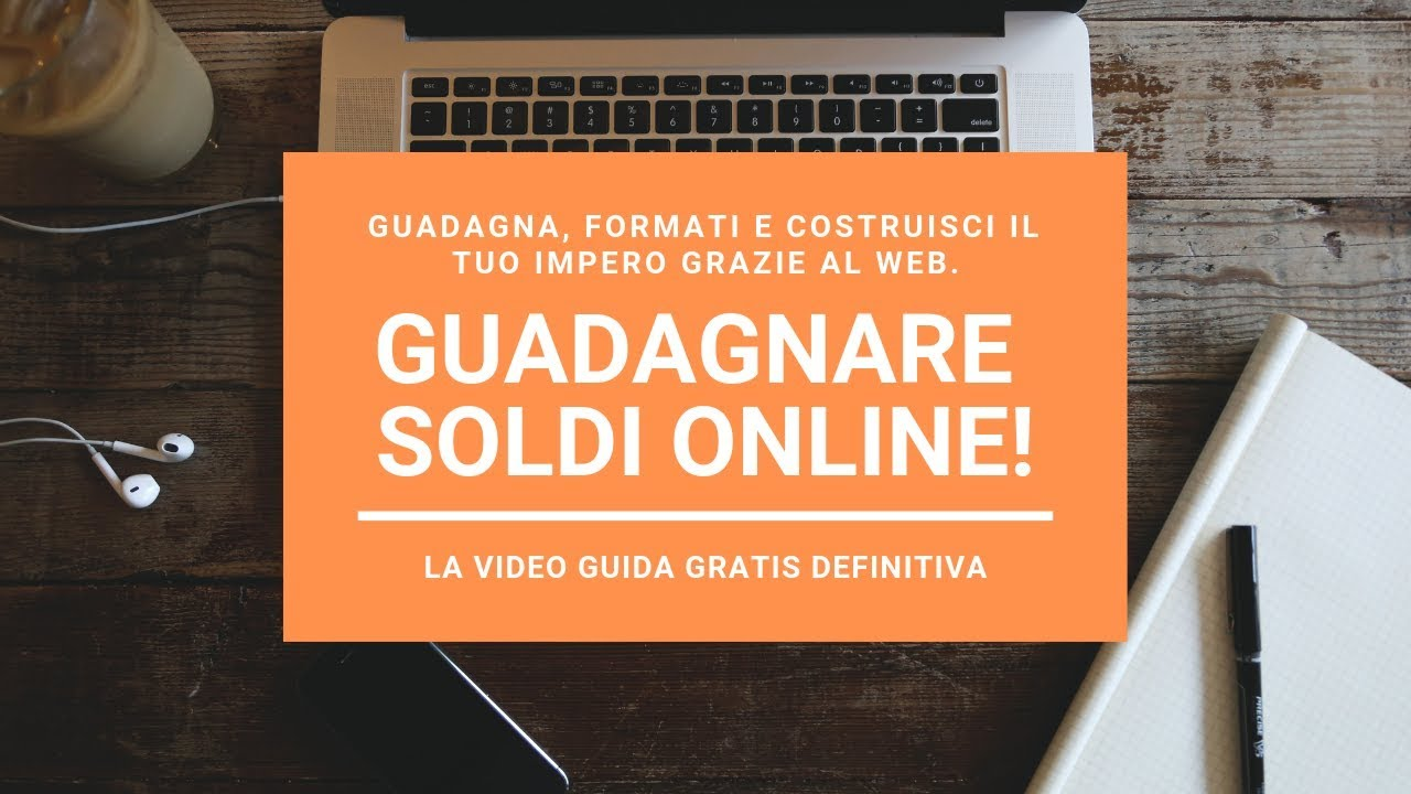 video lezioni su come fare soldi su Internet