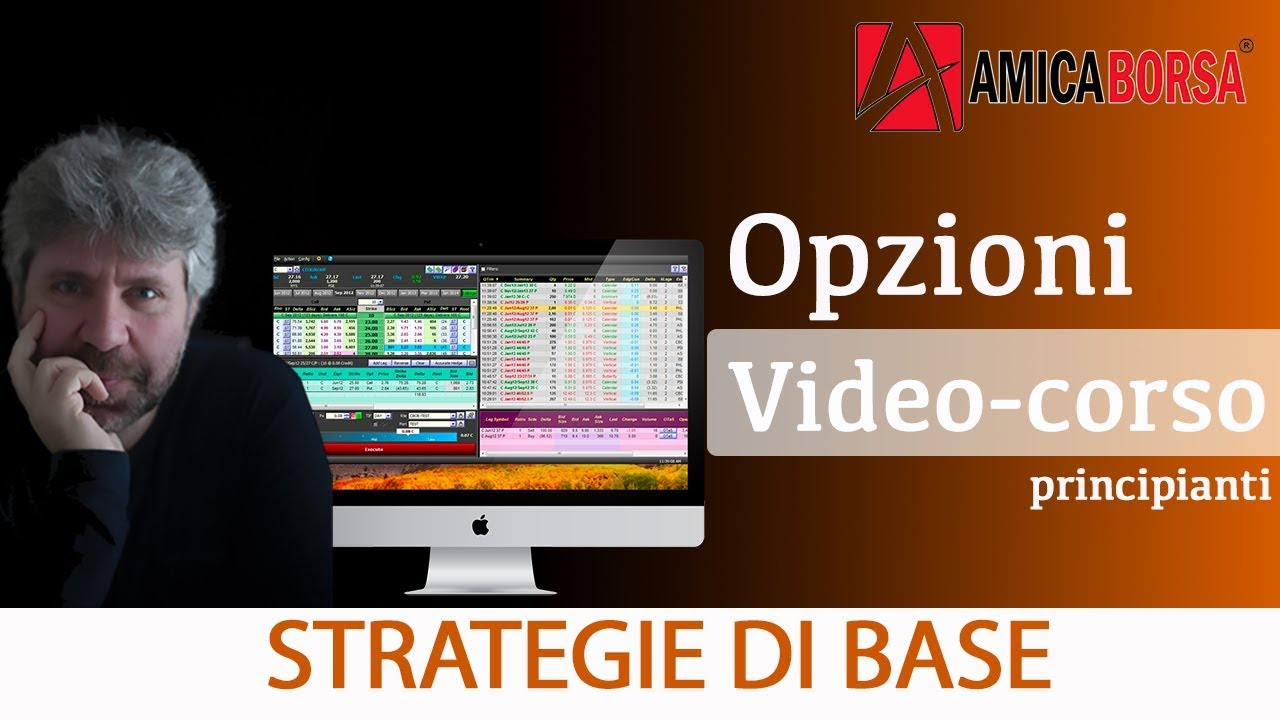 Una raccolta di video tutorial di trading di base e avanzati