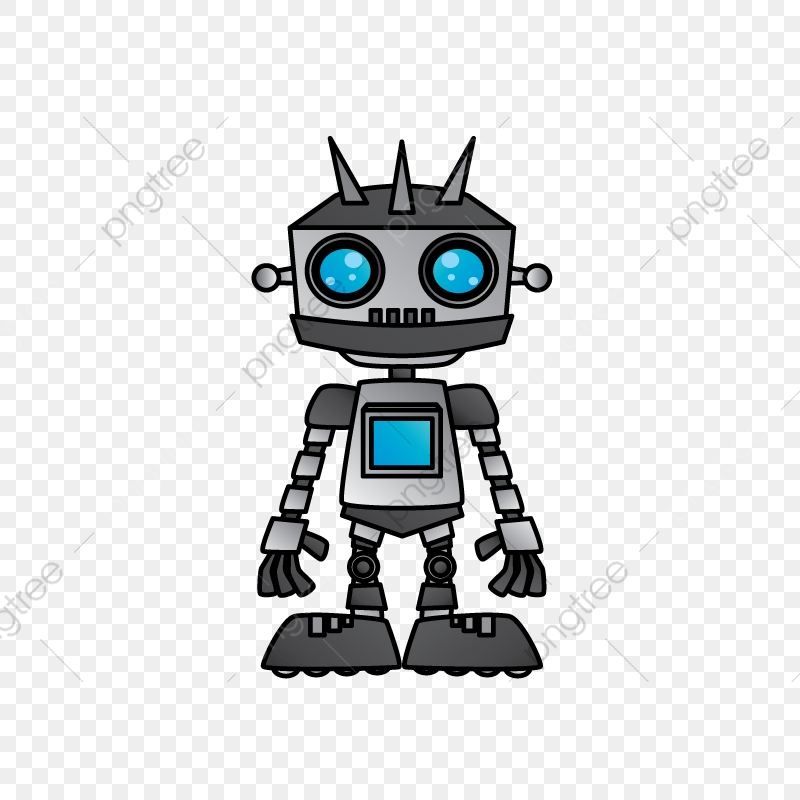 moderno robot commerciale)